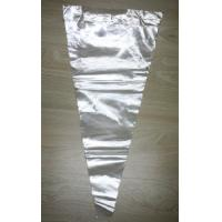 China Custom BOPP, CPP, PP, PE Plastic Perforated Carrier Bags for Flower Packaging on sale