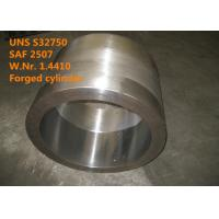 China S32750 / SAF 2507 Super Duplex Stainless Steel Good Resistance To General Corrosion on sale