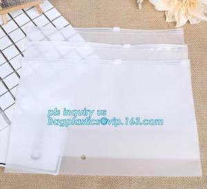 China PVC Waterproof Pouch PVC Snap Closure Bag PVC Drawstring Bag PVC Hook Bag PVC Card Holder PVC Sewing Bag PVC document ba on sale