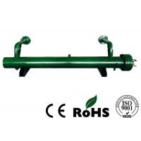 China Double System Copper Tube Heat Exchanger With Tap Water Referigerating Medium on sale