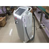 Quality newest advanced tech intense pulse light ipl + rf shr hair removal machine with CE certificate for sale