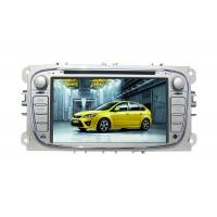 Quality 7 Inch Car DVD Player For Focus/MONDEO/S-MAX,GPS,TV,DVD,PIP,BT Function for sale