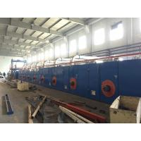 Quality Speed Stepless Adjust Electrostatic Flocking Machine Steam Temperature 0.6 Mpa / 145℃ for sale