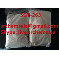 Buy cheap High Purity Cannabinoid Research Chemicals / Rc Research Chemicals SGT-263 from wholesalers