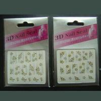 Quality Nail Stickers, Available in Different Kinds of Nail Stickers for sale
