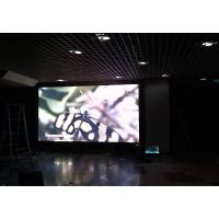 China High Brightness 1R1G1B Indoor LED Full Color Display P4mm For Stage Background on sale