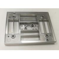 Quality Electroplating Zinc Alloy Die Casting Parts High Precision Long Lifespan for sale