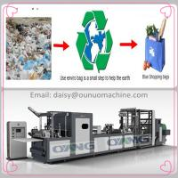 Quality Non Woven Fabric Bag Making Machine Factories for sale
