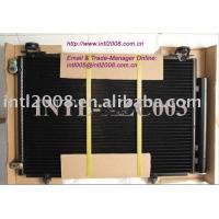 Quality auto condenser for TOYOTA ECHO 2003-2005 for sale