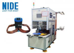 Quality CCC Automatic Stator Winding Machine For Electric Ac Traction Motor for sale