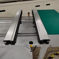 Quality SMT docking station, automated assembly line conveyor, 1 meter double rail belt screw, adjustable wi for sale