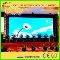Quality Indoor LED Full Color Video Display for Big Project Exhibition (UC-IF-P10-1R1G1B) for sale