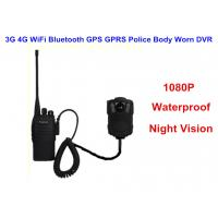 High Resolution Wearable Law Enforcement Body Camera For Security Officers