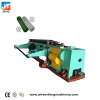 Quality Straight and Reverse Double Twisted Hexagonal Wire Mesh Netting Machine for sale