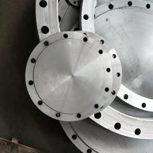 China BS4504 Pn16 15NB Carbon Steel Blind Flange on sale