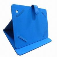 Leather Case for iPad Mini, Kindle Fire and Samsung Galaxy Tab2