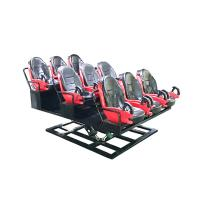Quality Electric Servo Control 7D Cinema Simulator / 5D Cinema Chair Hydraulic On Truck for sale