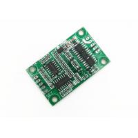 Quality Rectangle Sensorless BLDC Motor Driver Speed Pulse Signal Output Bare Board for sale