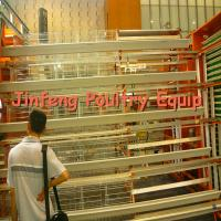 China Cage System for Egg Laying Hens in India on sale