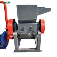 Quality Compact Copper Wire Granulator Separator , Copper Cable Recycling Granulator DLW-800 for sale