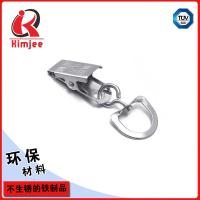 Quality Custom nickle metal neck lanyard swivel hook for sale in China for sale