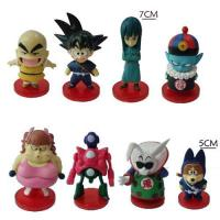 Quality Dragon Ball collectable figure,mini figure for sale