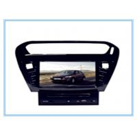 Quality Two DIN Car DVD Player for PEUGEOT 301 for sale