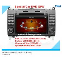 Quality Special Car DVD For Benz A/B-Class W169(2004-2012)W245(2004-2012) for sale