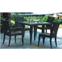 Quality Nice Outdoor Furniture Rattan Dining Set (BZ-D020) for sale