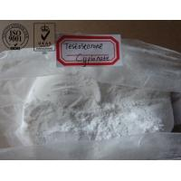 Buy CAS 58-20-8 Injectable Testosterone Cypionate Powder Fat Loss Sex Steroids at wholesale prices