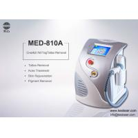 Quality High Power Dark Age Spot Removal Q-Switched ND YAG Laser Machine 532nm / 1064nm for sale