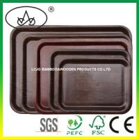 China China Wooden Tea/Food/Fruit Serving Tray for Kitchenware,Tableware,Dinnerware on sale