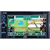 JVC KW-NT3HDT Car Video Receiver with GPS