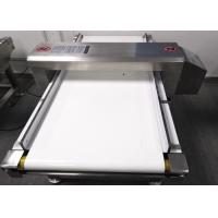 Quality Customized 304 SUS Conveyor Metal Detector For Aluminum Foil Packages for sale