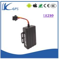 China High Quanlity 3G gps tracking device google maps , Motorcycle Gps Tracking Device lk210-3g on sale
