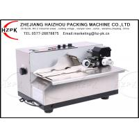 Quality Paper Box Label Ink Coding Machine , Standard Automatic Coding Machine for sale