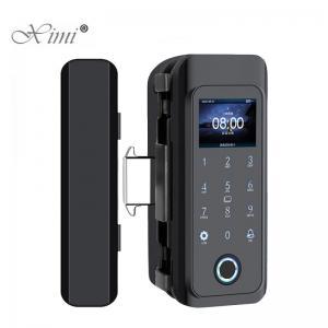 Quality Sliding Door FCC 300 Fingerprint RFID Door Lock 2000 Card for sale