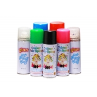 Quality OEM ODM Temporary Washable Color Hair Spray For Party Wedding for sale