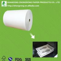 Quality poly coated paper for car floor mat for sale