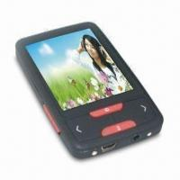 China 2.4-inch MP4 Player with Built-in FM Function on sale