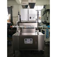 China Automatic tea cup filling and packing machine on sale