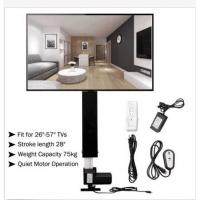 Buy cheap Fully Automatic LCD Hidden Tv Lift Home Theater Conference Room Office from wholesalers