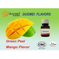 Quality Green Peel Mango Food Flavouring Cold Drink Flavours For Ice Cream for sale