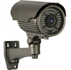 Quality Outdoor Surveillance Sony Effio Camera Infrared , 2.8-12mm Auto IRIS Lens for sale