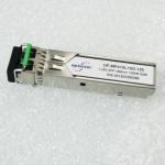 модуль приемопередатчика оптического волокна точности 1.25Гбпс, приемопередатчик Сиско совместимый СФП