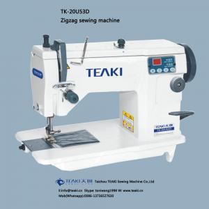 Quality TK-20U53D zigzag industrial sewing machine for sale