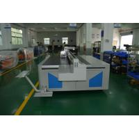 China High resolution 3d wood glass metal TV wall inkjet flatbed printer for sale on sale