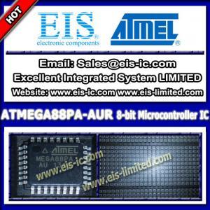 Quality ATMEGA88PA-AUR - ATMEL - IC 8 bit Microcontroller MCU AVR 8KB FLASH - sales006@eis-ic.com for sale