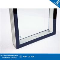 Injectable Product Pharmaceutical GMP Clean Room / Class B Clean Room Window
