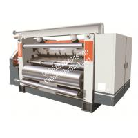 Buy cheap Single Facer Corrugated Machine Corrugated Roller Machine New Condition from wholesalers